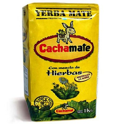 cachamate-hierbas